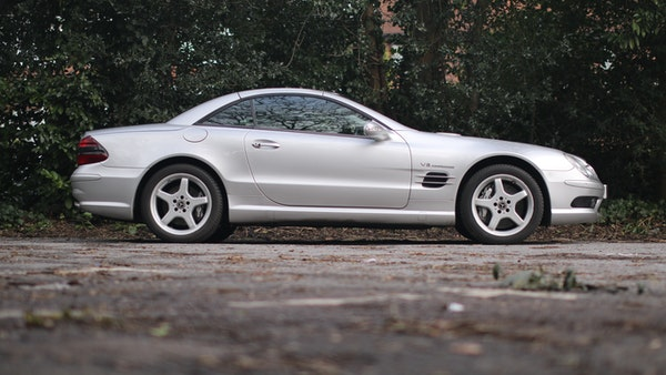 2002 Mercedes Benz SL55 AMG For Sale (picture 4 of 170)