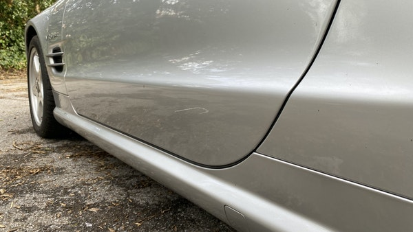 2002 Mercedes Benz SL55 AMG For Sale (picture 70 of 170)