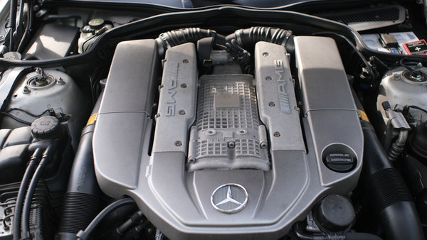 2002 Mercedes Benz SL55 AMG For Sale (picture 86 of 170)