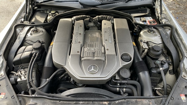 2002 Mercedes Benz SL55 AMG For Sale (picture 88 of 170)