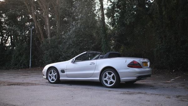 2002 Mercedes Benz SL55 AMG For Sale (picture 14 of 170)