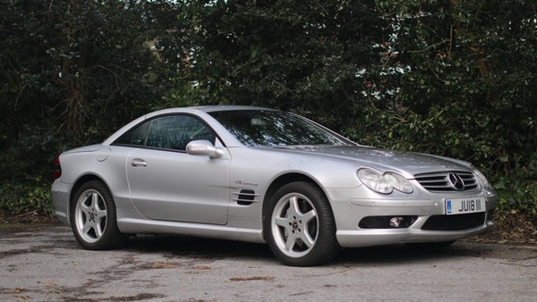 2002 Mercedes Benz SL55 AMG For Sale (picture 7 of 170)