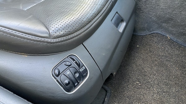 2002 Mercedes Benz SL55 AMG For Sale (picture 42 of 170)