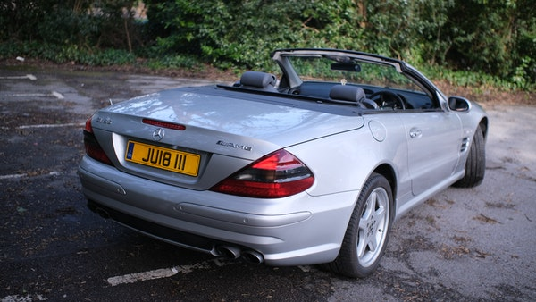 2002 Mercedes Benz SL55 AMG For Sale (picture 3 of 170)