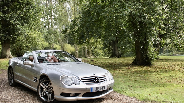 2003 Mercedes-Benz SL55 AMG For Sale (picture 24 of 131)
