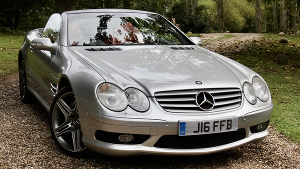 2003 Mercedes-Benz SL55 AMG For Sale (picture 18 of 131)