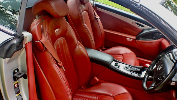 2003 Mercedes-Benz SL55 AMG For Sale (picture 35 of 131)