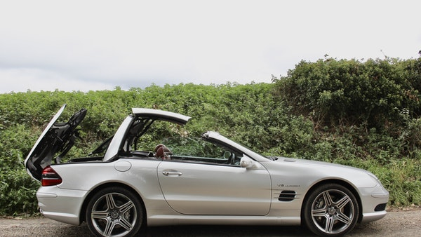 2003 Mercedes-Benz SL55 AMG For Sale (picture 9 of 131)