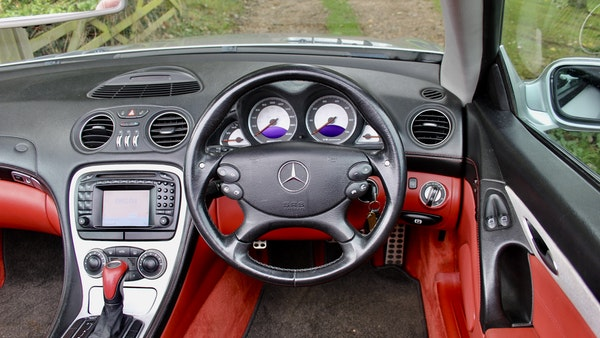 2003 Mercedes-Benz SL55 AMG For Sale (picture 37 of 131)