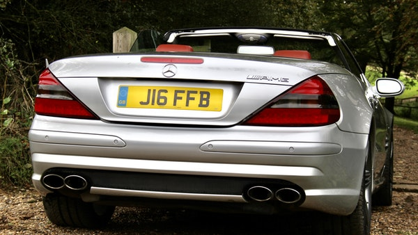 2003 Mercedes-Benz SL55 AMG For Sale (picture 15 of 131)
