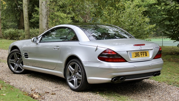 2003 Mercedes-Benz SL55 AMG For Sale (picture 4 of 131)