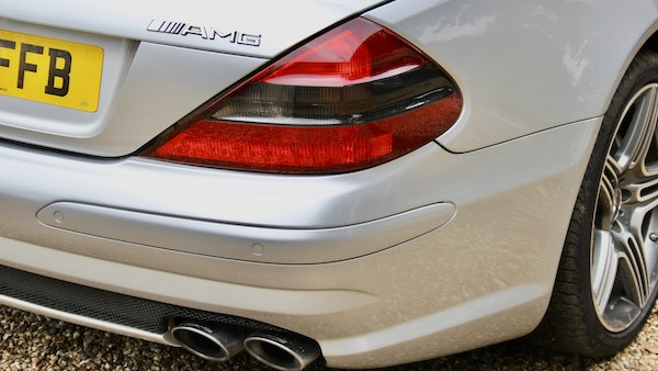 2003 Mercedes-Benz SL55 AMG For Sale (picture 85 of 131)