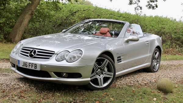 2003 Mercedes-Benz SL55 AMG For Sale (picture 13 of 131)
