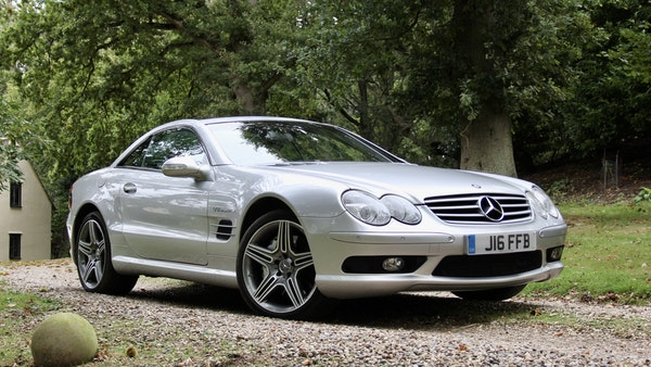 2003 Mercedes-Benz SL55 AMG For Sale (picture 1 of 131)