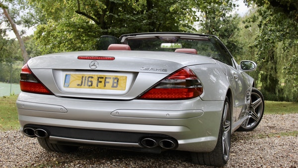 2003 Mercedes-Benz SL55 AMG For Sale (picture 22 of 131)