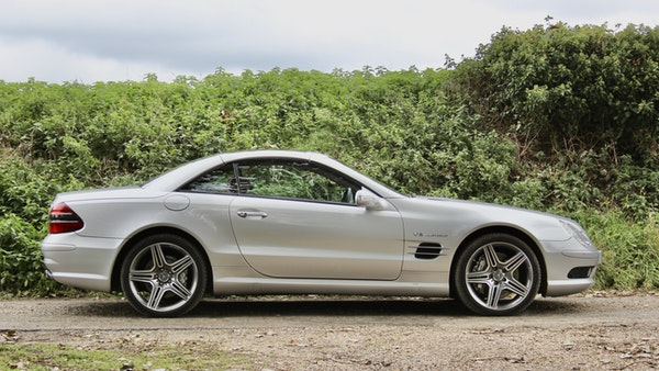 2003 Mercedes-Benz SL55 AMG For Sale (picture 3 of 131)