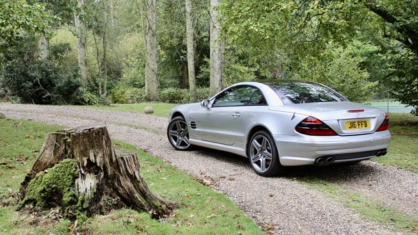 2003 Mercedes-Benz SL55 AMG For Sale (picture 6 of 131)