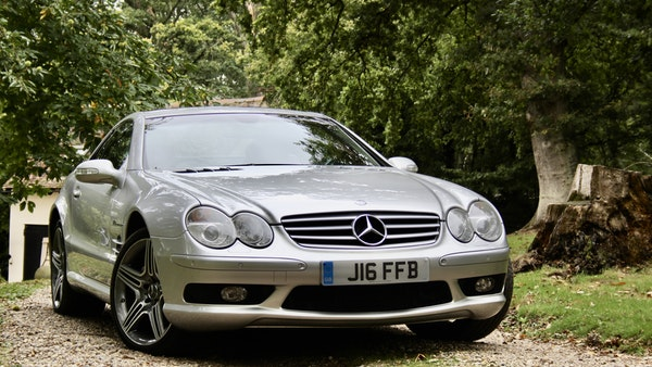2003 Mercedes-Benz SL55 AMG For Sale (picture 5 of 131)