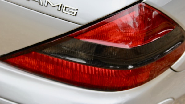 2003 Mercedes-Benz SL55 AMG For Sale (picture 72 of 131)