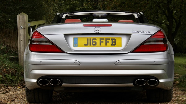 2003 Mercedes-Benz SL55 AMG For Sale (picture 19 of 131)