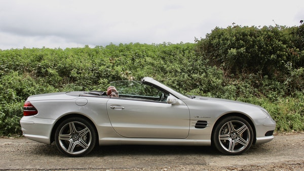 2003 Mercedes-Benz SL55 AMG For Sale (picture 10 of 131)