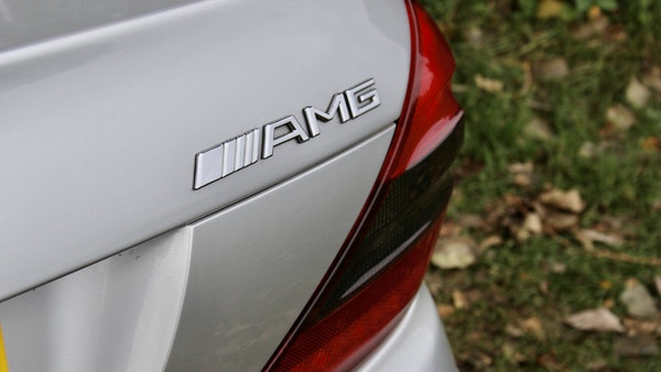 2003 Mercedes-Benz SL55 AMG For Sale (picture 89 of 131)