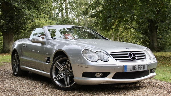 2003 Mercedes-Benz SL55 AMG For Sale (picture 23 of 131)