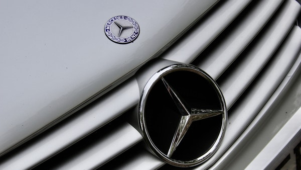 2003 Mercedes-Benz SL55 AMG For Sale (picture 70 of 131)