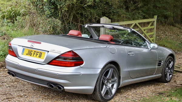 2003 Mercedes-Benz SL55 AMG For Sale (picture 20 of 131)