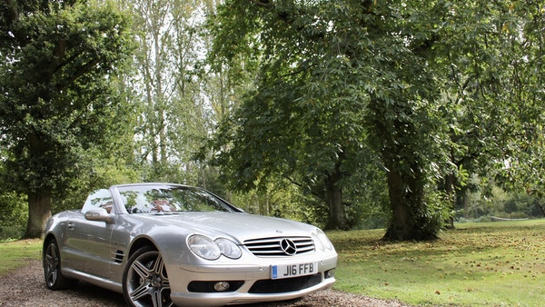 2003 Mercedes-Benz SL55 AMG For Sale (picture 14 of 131)