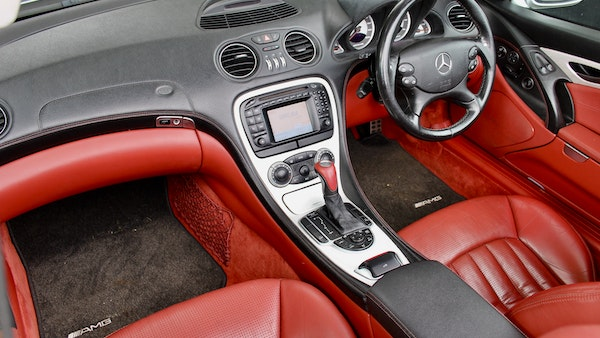 2003 Mercedes-Benz SL55 AMG For Sale (picture 36 of 131)