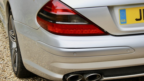 2003 Mercedes-Benz SL55 AMG For Sale (picture 88 of 131)