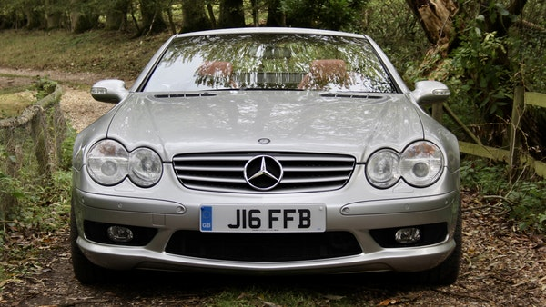 2003 Mercedes-Benz SL55 AMG For Sale (picture 12 of 131)