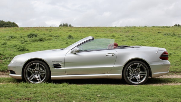 2003 Mercedes-Benz SL55 AMG For Sale (picture 11 of 131)