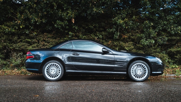 2004 Mercedes-Benz SL55 AMG For Sale (picture 13 of 99)