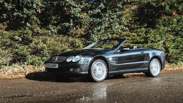 2004 Mercedes-Benz SL55 AMG For Sale (picture 8 of 99)