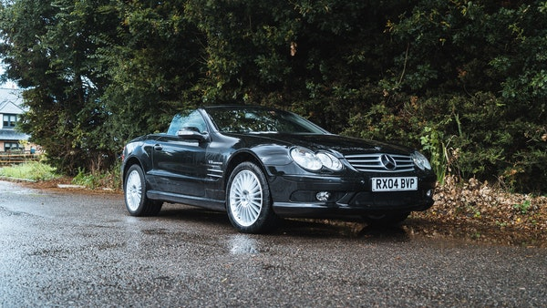 2004 Mercedes-Benz SL55 AMG For Sale (picture 1 of 99)
