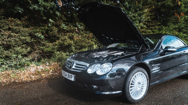 2004 Mercedes-Benz SL55 AMG For Sale (picture 9 of 99)
