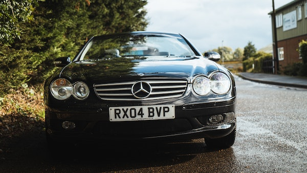 2004 Mercedes-Benz SL55 AMG For Sale (picture 4 of 99)