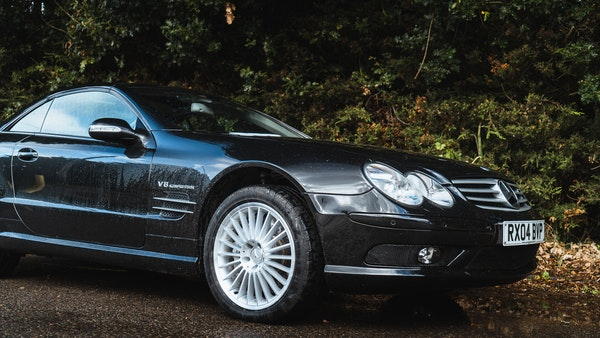 2004 Mercedes-Benz SL55 AMG For Sale (picture 14 of 99)