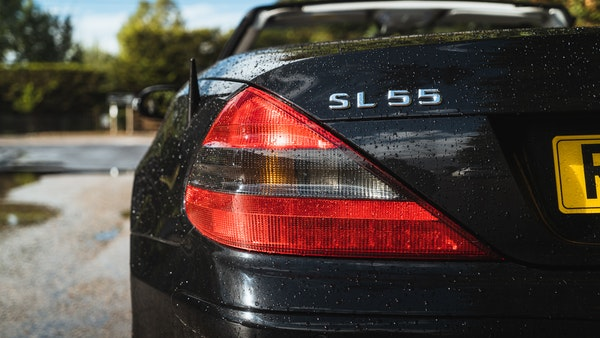 2004 Mercedes-Benz SL55 AMG For Sale (picture 58 of 99)