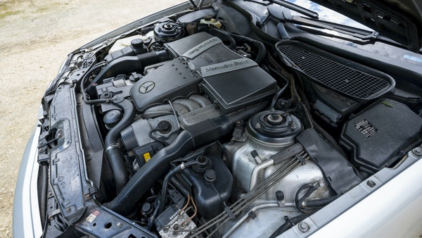 RESERVE LOWERED - 2000 Mercedes CL 600 V12 For Sale (picture 151 of 205)