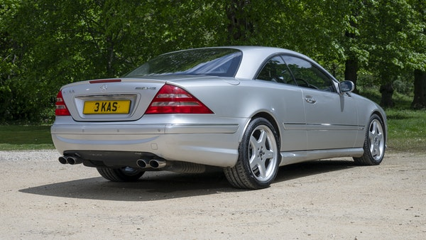 RESERVE LOWERED - 2000 Mercedes CL 600 V12 For Sale (picture 15 of 205)