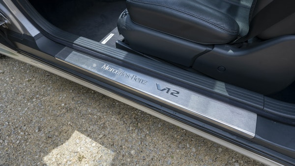 RESERVE LOWERED - 2000 Mercedes CL 600 V12 For Sale (picture 81 of 205)