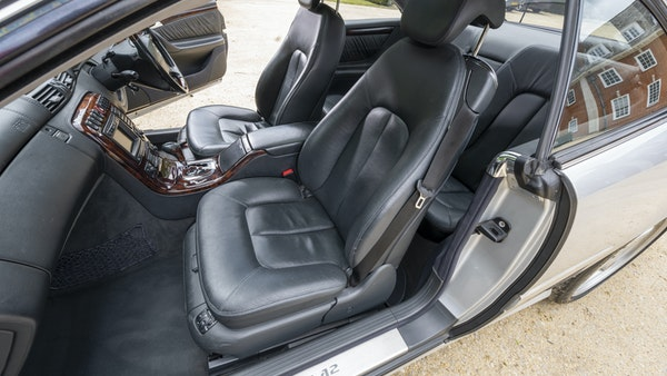 RESERVE LOWERED - 2000 Mercedes CL 600 V12 For Sale (picture 71 of 205)