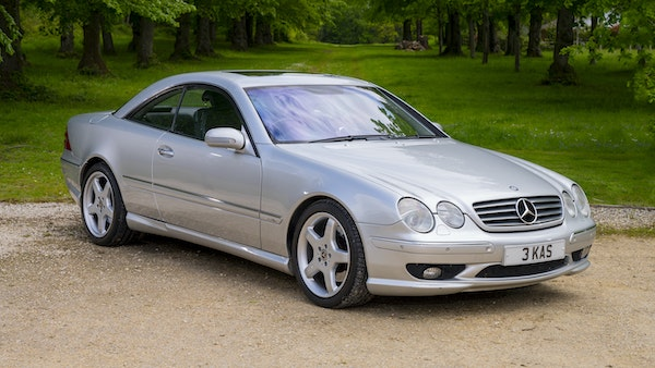 RESERVE LOWERED - 2000 Mercedes CL 600 V12 For Sale (picture 3 of 205)