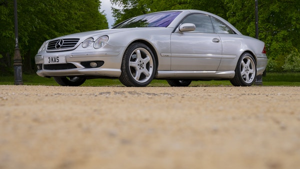 RESERVE LOWERED - 2000 Mercedes CL 600 V12 For Sale (picture 12 of 205)