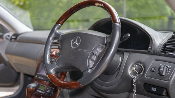 RESERVE LOWERED - 2000 Mercedes CL 600 V12 For Sale (picture 38 of 205)