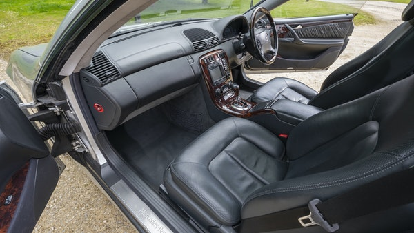 RESERVE LOWERED - 2000 Mercedes CL 600 V12 For Sale (picture 69 of 205)