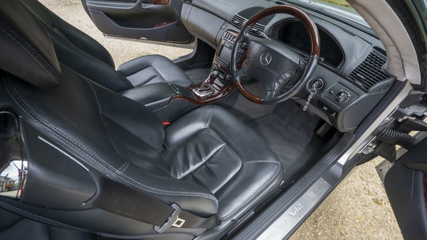 RESERVE LOWERED - 2000 Mercedes CL 600 V12 For Sale (picture 70 of 205)